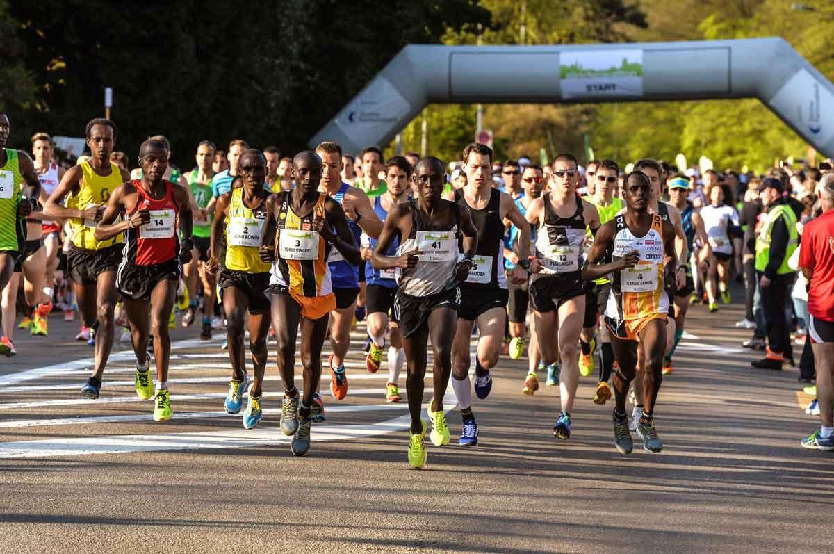 Zürich Marathon 2017, Elite