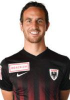 FC Aarau, Sandro Burki