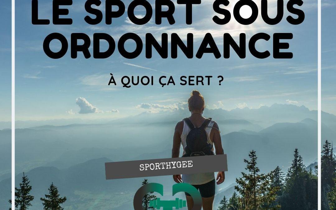 Article 2- Le sport sous ordonnance. 2/4