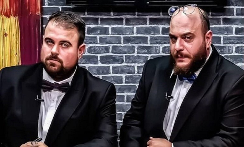 Φάνης Λαμπρόπουλος – Νικόλας Ράπτης: Με δική τους εκπομπή στον ANT1    sportime.gr