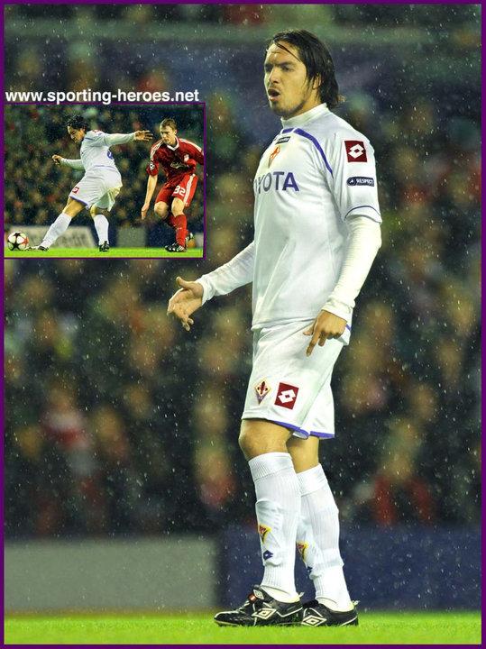 Juan Manuel Vargas  UEFA Champions League 200910