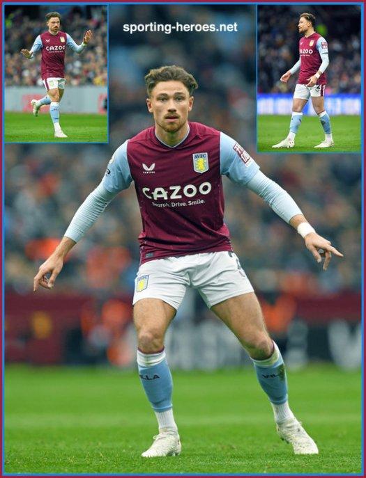 Matthew CASH - League Appearances - Aston Villa