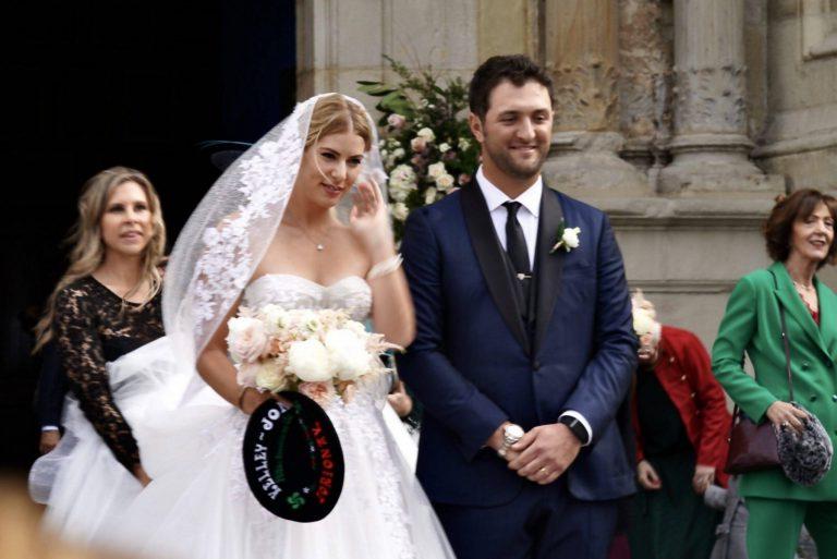 Jon Rahm's Wife Kelley : PUTT A RING ON IT: Spain's top ...