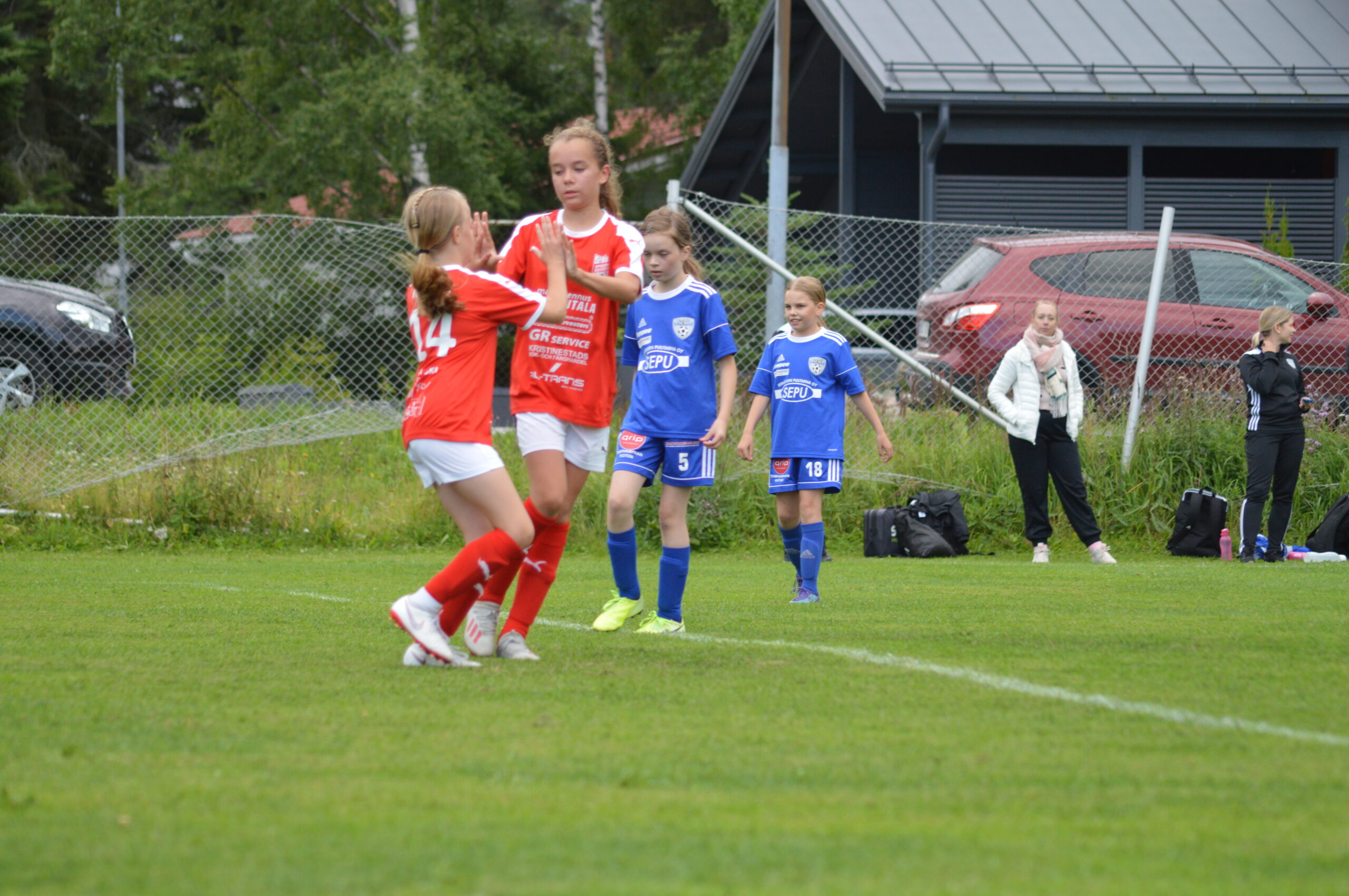 You are currently viewing T11 kohtasivat kaksi SeMi joukkuetta Seinäjoella sunnuntaina