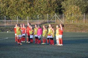 Läs mer om artikeln F10 spelade två matcher i Närpes 5.9.2019