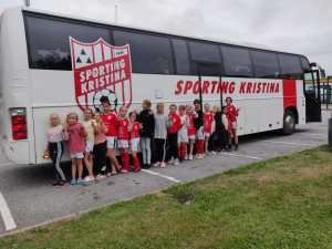 Läs mer om artikeln Sporting F10 spelade två tuffa matcher i Juniorcupen i Vasa