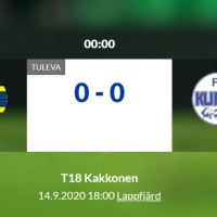 F18  Kraft/Sporting YJ - WFA/FC Kuffen YJ
