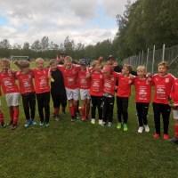 P10 deltog i Wasa Football Cup 3-5.7.2020