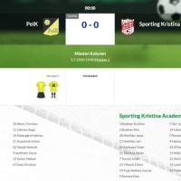 PeIK - Sporting Kristina Academy