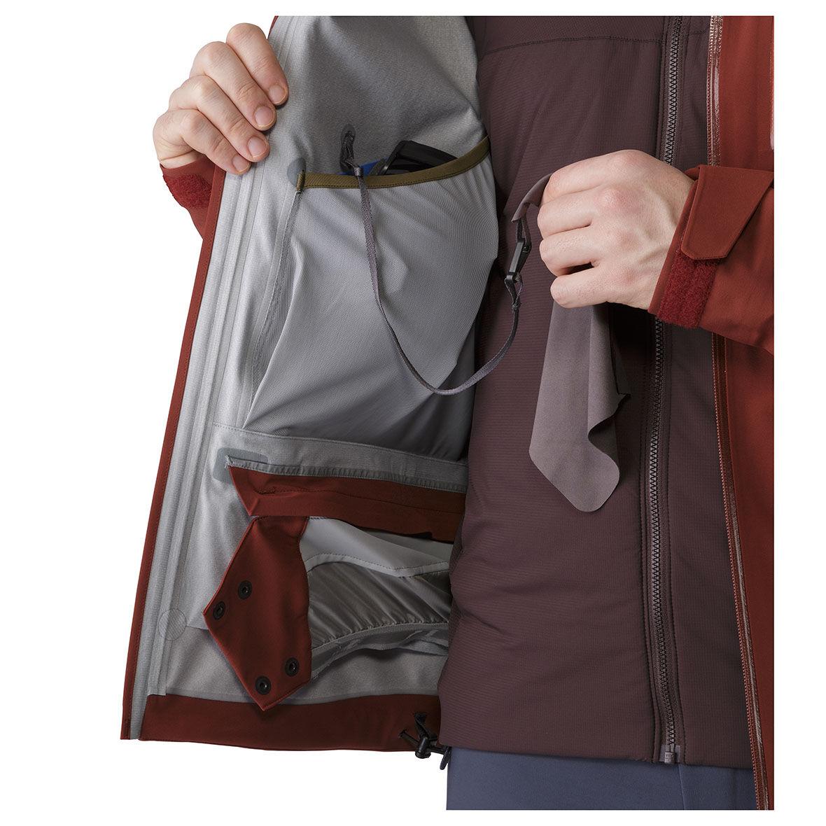 Men's GTX Cassiar Jacket | Arc'teryx | Sporting Life Online