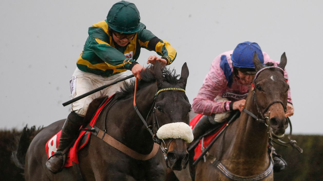 Eighth Badger Ales Victory For Paul Nicholls As Present