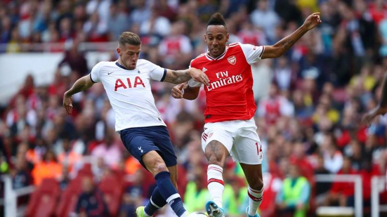 Arsenal 2-2 Tottenham report, highlights & stats: Pierre-Emerick Aubameyang secures draw for Gunners who come from 2-0 down to draw at the Emirates