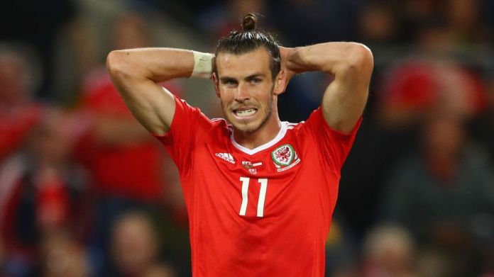 Image result for gareth bale 2017 in national team