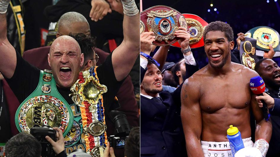 Tyson Fury Vs Anthony Joshua: The Countdown Continues As We Look At How The Mega Fight Will Come About