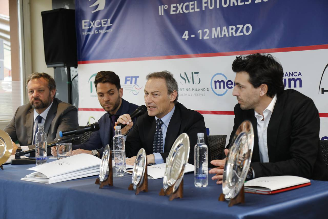 Press Conference - II Excel Futures 2017 4-11 marzo