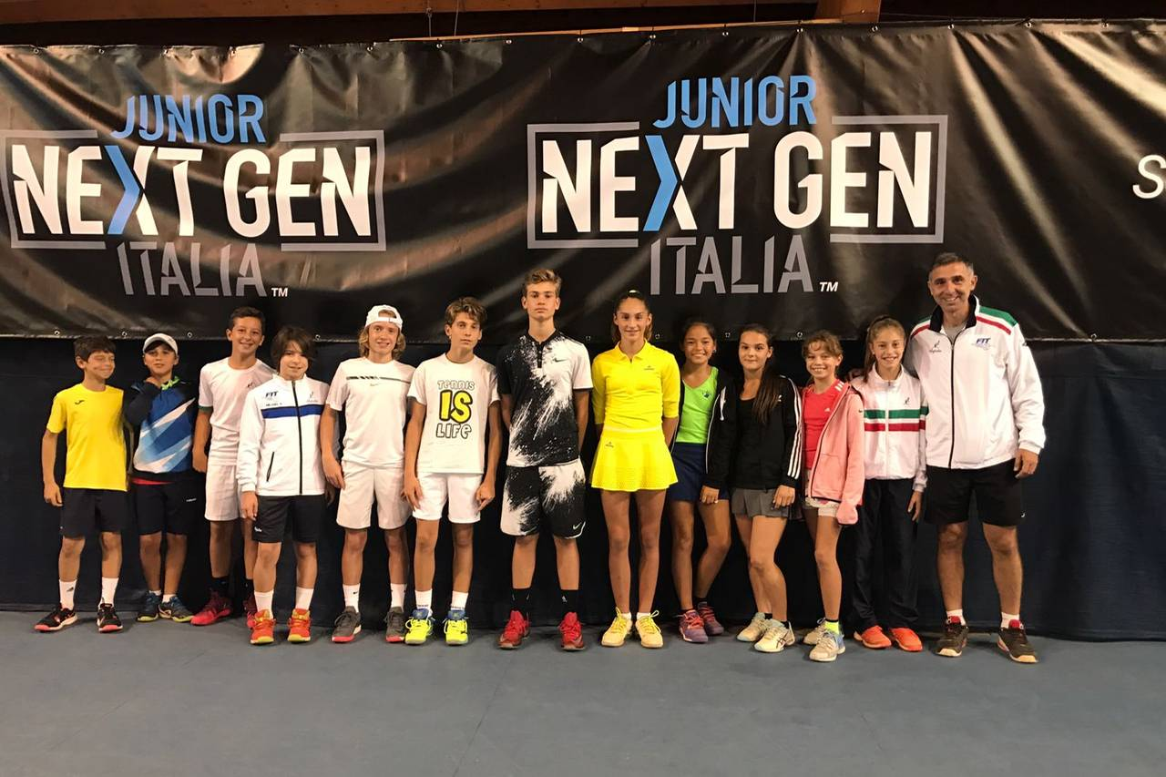 Junior Next Gen 13 14 ottobre 2017