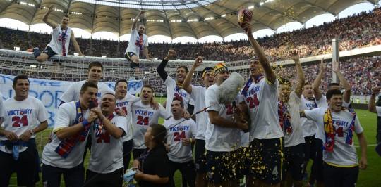 Steaua a scapat! Iata verdictul dictat de UEFA
