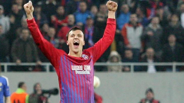 Stanciu si Piovaccari i-au luat bilet Stelei în loja VIP a fotbalului european: 2-2 la Varsovia