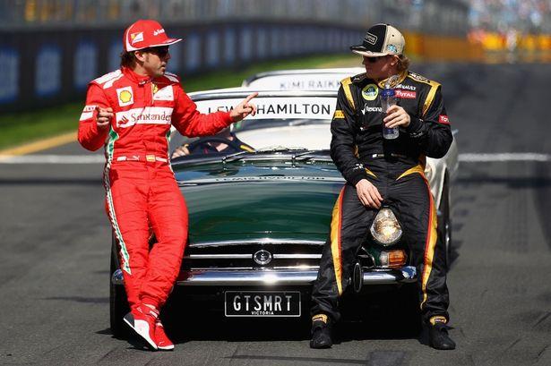 Raikkonen a semnat pe doi ani cu Ferrari