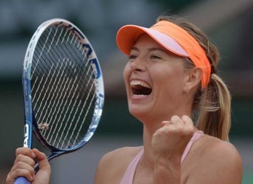Simona Halep, invinsa cu greu in finala Roland Garros, Maria Sharapova a castigat titlul in 3 seturi