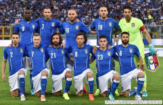 Motive de îngrijorare pentru Italia înaintea Cupei Mondiale. Squadra azzurra a remizat cu Luxemburg