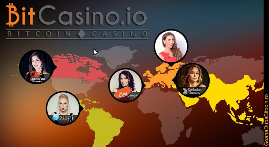 BitCasino.io – selecție largă de jocuri și recompense