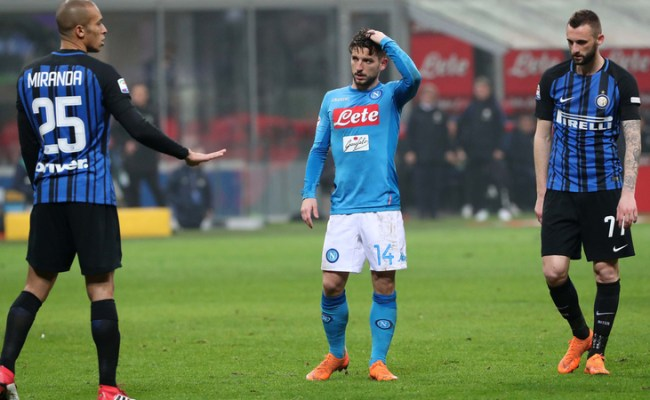 Napoli Vs Inter Preview Tips And Odds Sportingpedia