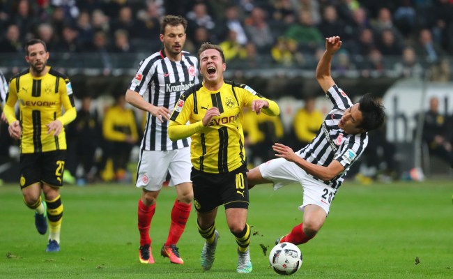 Eintracht Frankfurt Vs Borussia Dortmund Preview Tips And