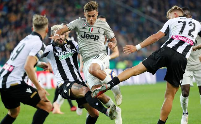 Juventus Vs Udinese Preview Tips And Odds Sportingpedia