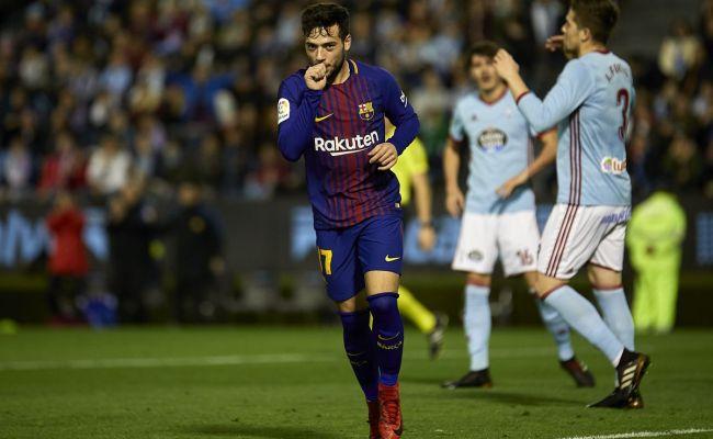 Celta Vigo Vs Barcelona Preview Tips And Odds