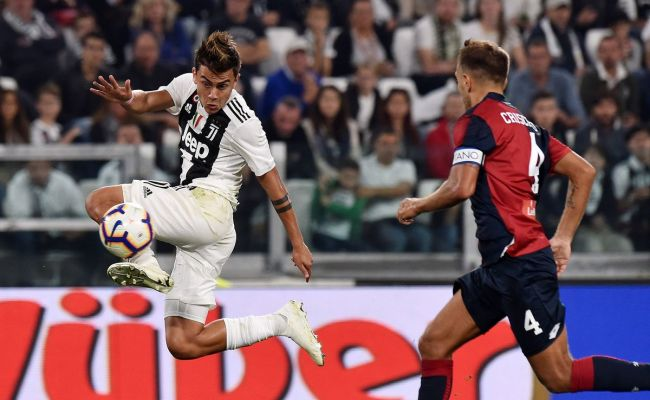 Juventus Vs Genoa Preview Tips And Odds Sportingpedia