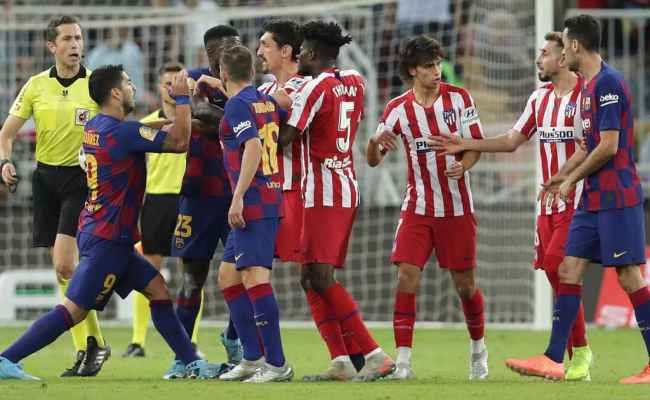 Barcelona Vs Atletico Madrid Preview Tips And Odds