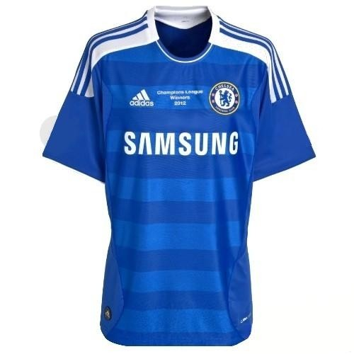 chelsea fc heim trikot champions league sieger 11 12 adidas sportingplus passion for sport