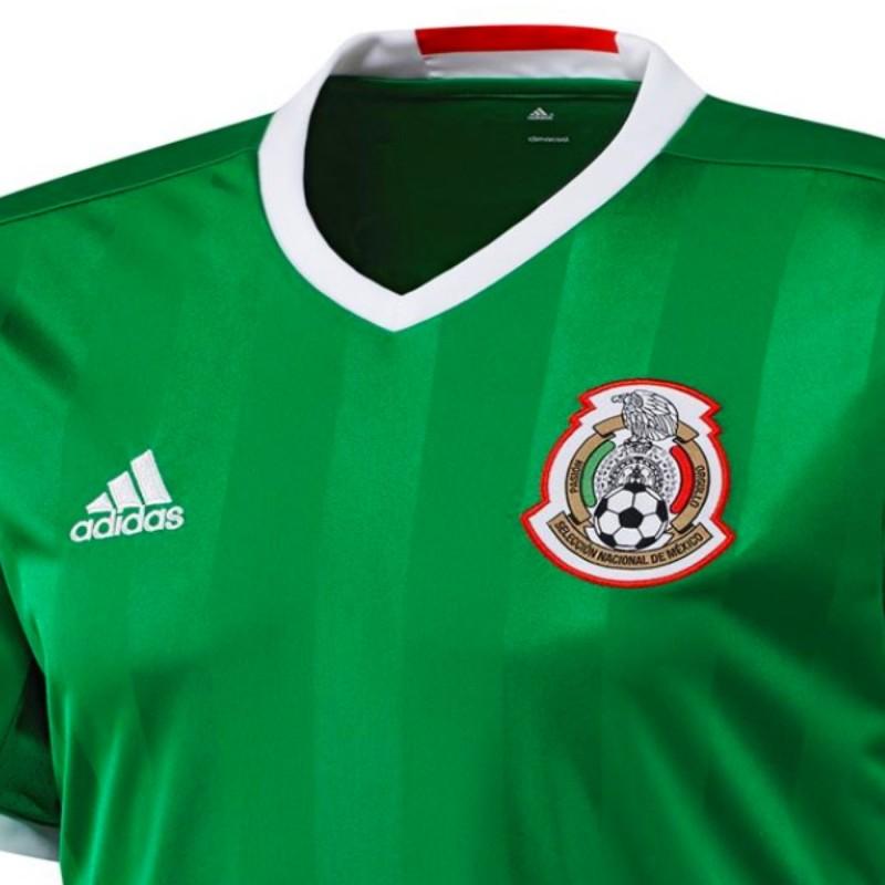 Camiseta de futbol seleccion Mexico primera 201617