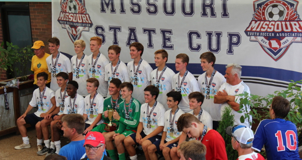 State Champs Ceremony