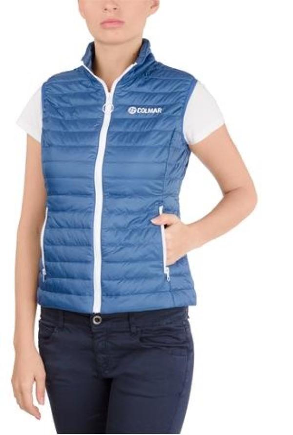 Smanicato donna Light colore Blu  Colmar  SportITcom