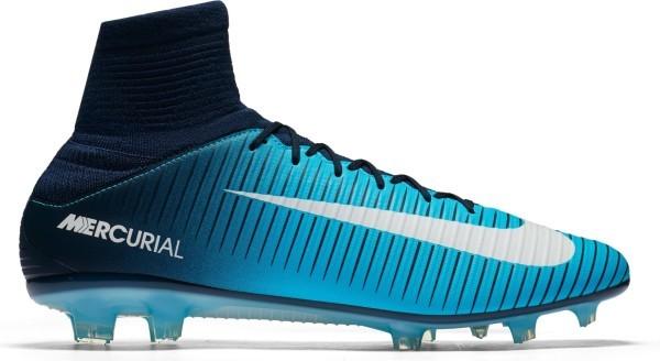 Scarpe Calcio Nike Mercurial Veloce III FG Ice Pack colore Azzurro Blu  Nike  SportITcom