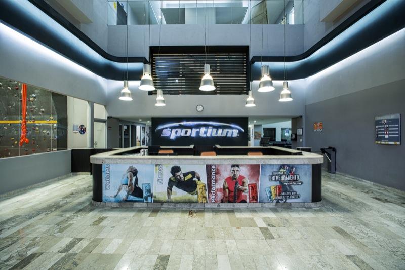 Sportium-Arboledas-Recepción