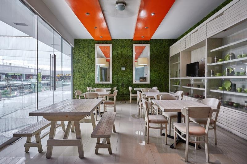 Sportium-Lomas Verdes- Restaurante