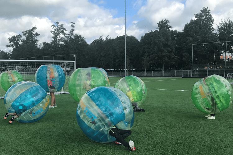 Kinderfeestje – Bubbelvoetbal Champions