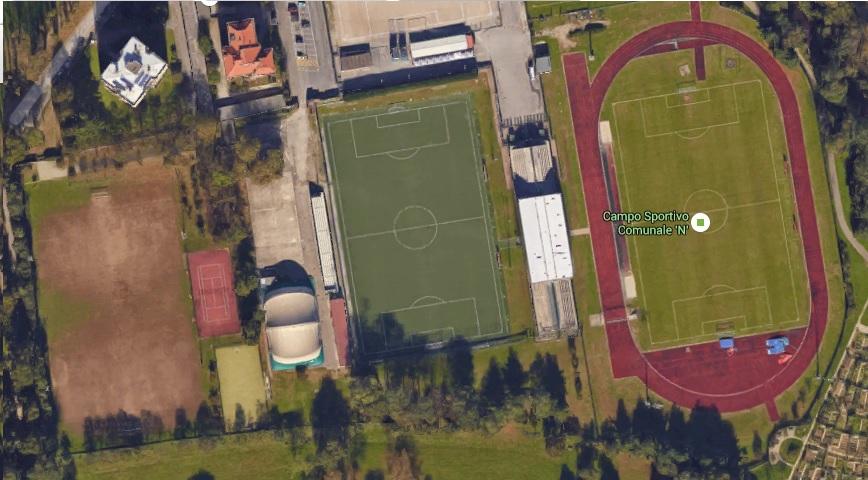 Il centro sportivo  Sportlandia Bresso