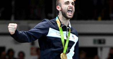 """Scherma – Daniele Garozzo a SuperNews: """"L'oro a Rio 2016 emozione indescrivibile..Obiettivi per Tokyo? Cercare di ripetermi"""""""