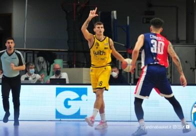 Basket – L'Orlandina Basket si rinforza con Simone Vecerina