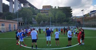 Lo Sporting Atene Kids riprende le attività del settore giovanile
