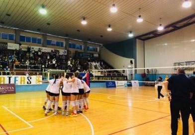 Akademia Sant'Anna spazza via 3-0 Teams Catania