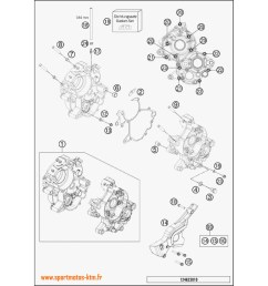 ktm 65 engine diagram wiring diagram database ktm engine diagram engine case cpl bearing ktm [ 1200 x 1200 Pixel ]