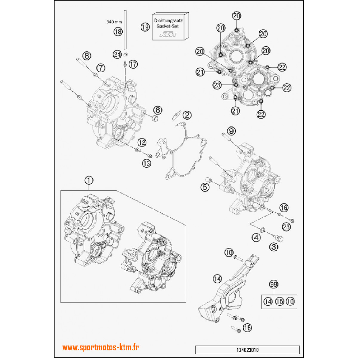 hight resolution of ktm 65 engine diagram wiring diagram database ktm engine diagram engine case cpl bearing ktm