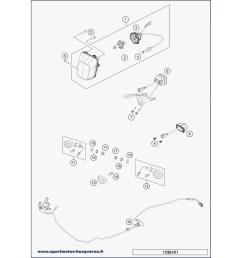 turn signal wiring harness husqvarna fe 250 2019  [ 1200 x 1200 Pixel ]