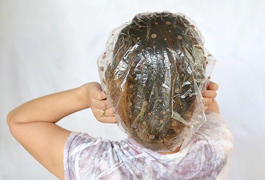 Image result for hair mask banana