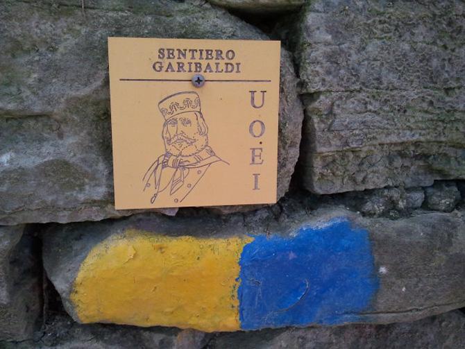 Sulle tracce di Garibaldi con i bambini